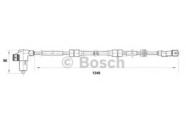 BOSCH 0 265 006 200 купить в Украине по выгодным ценам от компании ULC