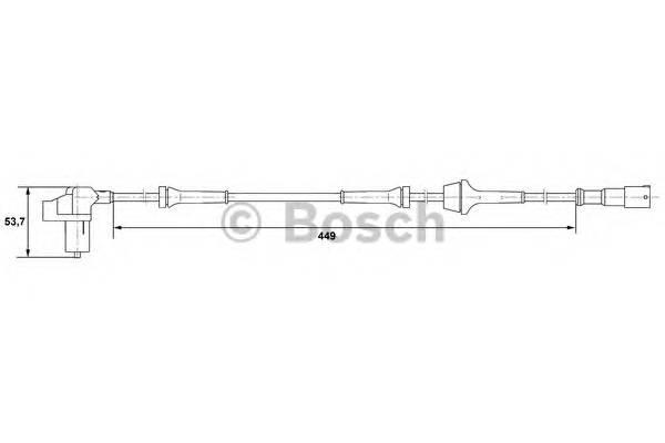 BOSCH 0 265 006 407 купить в Украине по выгодным ценам от компании ULC