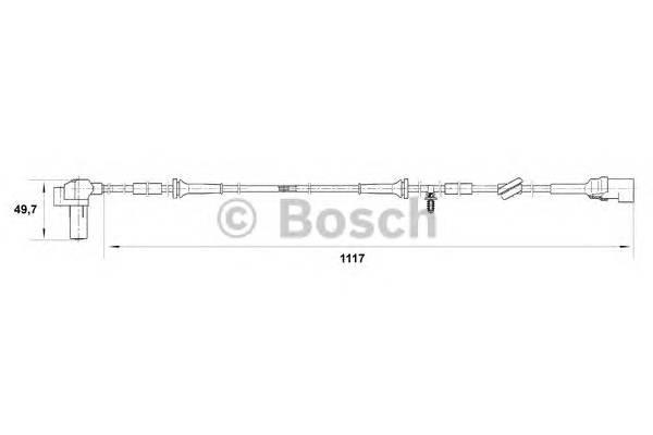 BOSCH 0 265 006 458 купить в Украине по выгодным ценам от компании ULC