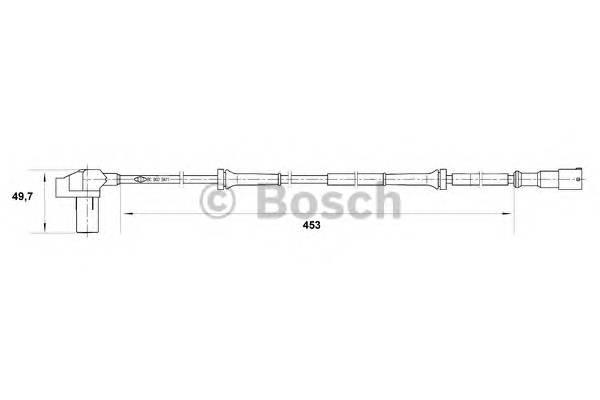 BOSCH 0 265 006 528 купить в Украине по выгодным ценам от компании ULC