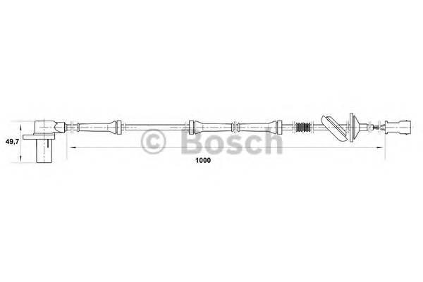 BOSCH 0 265 006 573 купить в Украине по выгодным ценам от компании ULC
