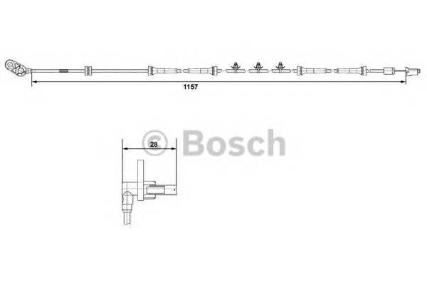 BOSCH 0 265 007 463 купить в Украине по выгодным ценам от компании ULC