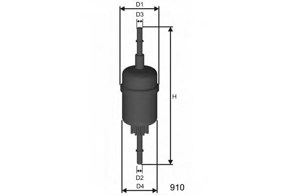 MISFAT E844 купить в Украине по выгодным ценам от компании ULC