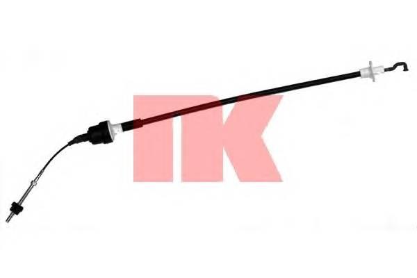 NK 923620 Трос, управление сцепление�