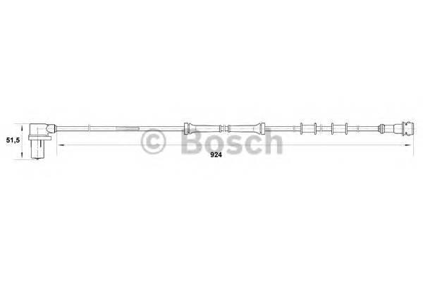 BOSCH 0 265 006 224 купить в Украине по выгодным ценам от компании ULC