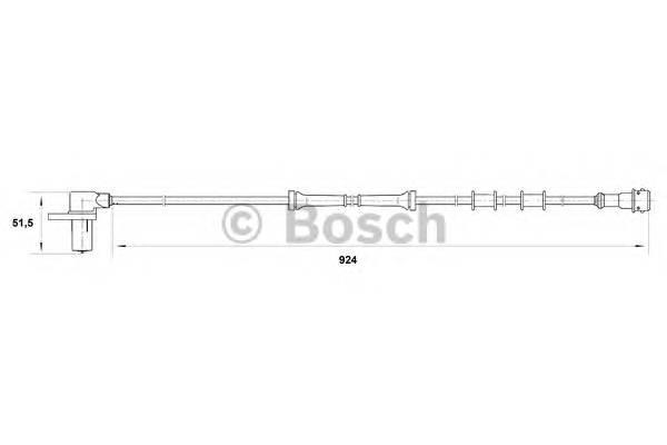 BOSCH 0 265 006 425 купить в Украине по выгодным ценам от компании ULC